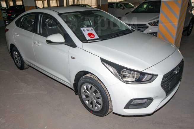Hyundai Solaris, 2018 год, 654 900 руб.