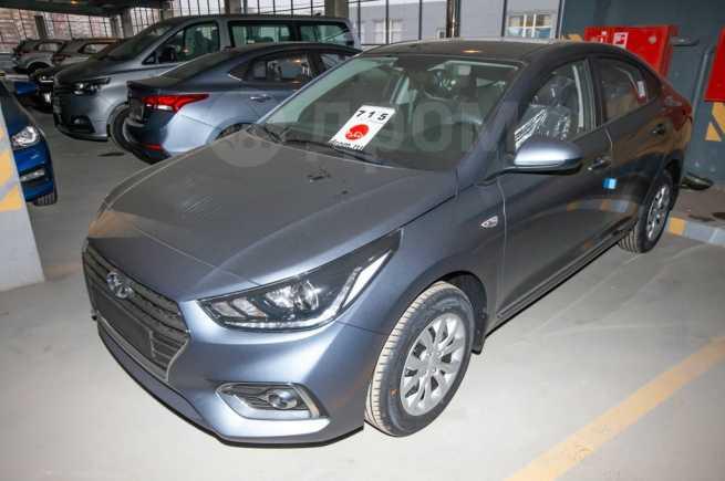 Hyundai Solaris, 2018 год, 993 600 руб.