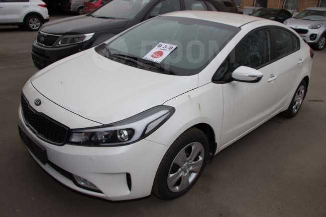 Kia Cerato, 2018 год, 1 124 900 руб.