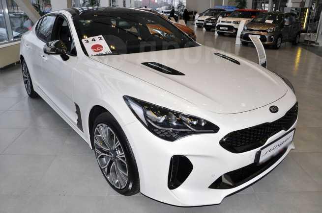 Kia Stinger, 2018 год, 2 759 900 руб.