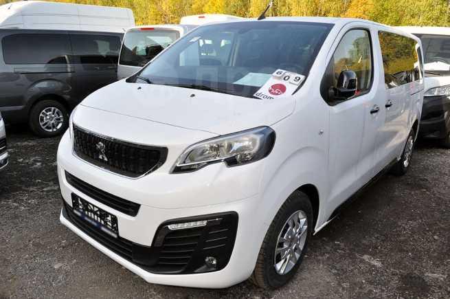 Peugeot Traveller, 2018 год, 2 299 900 руб.