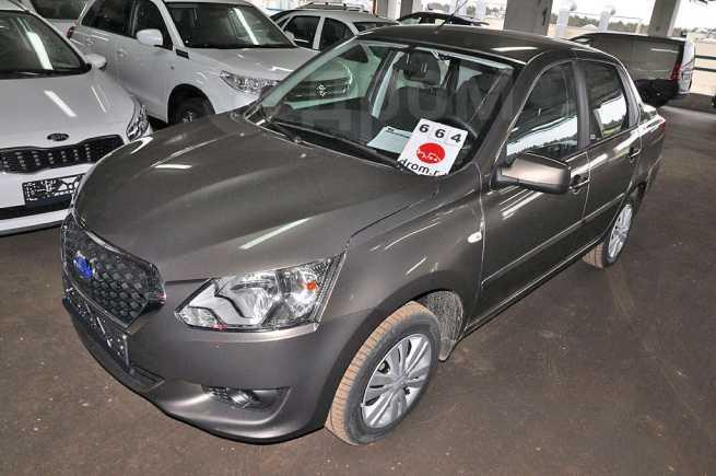 Datsun on-DO, 2018 год, 538 000 руб.