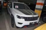 Jeep Grand Cherokee. БЕЛЫЙ (BRIGHT WHITE)