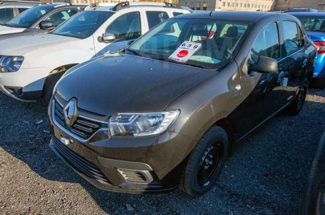 Renault Logan, 2018 год, 709 970 руб.