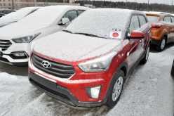 Москва Hyundai Creta 2018