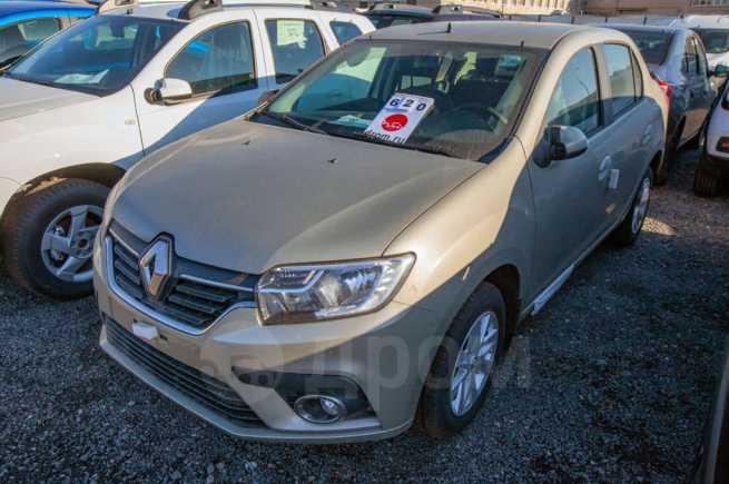 Renault Logan, 2018 год, 740 234 руб.