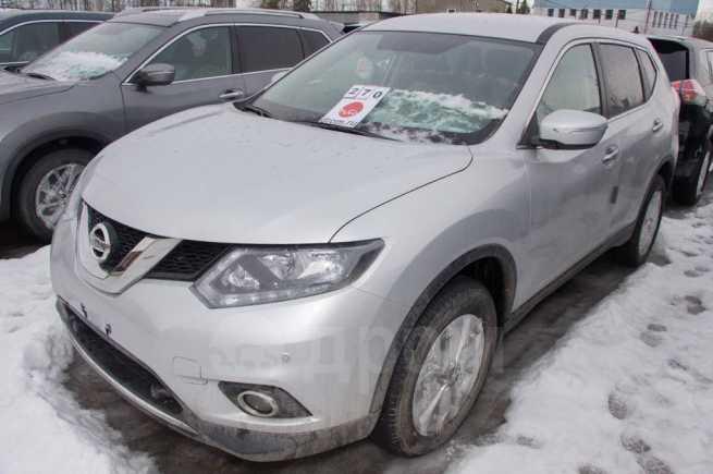 Nissan X-Trail, 2018 год, 1 854 000 руб.
