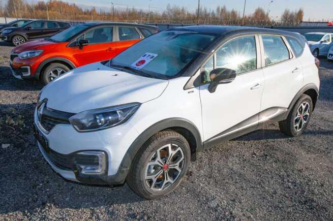 Renault Kaptur, 2018 год, 1 270 990 руб.