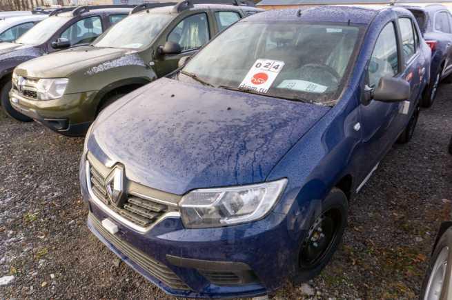 Renault Logan, 2018 год, 673 960 руб.