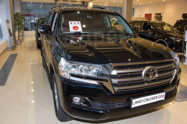Toyota Land Cruiser, 2018 год, 4 898 000 руб.