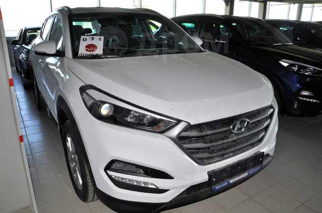 Hyundai Tucson, 2018 год, 1 724 000 руб.