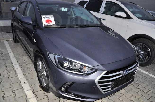 Hyundai Elantra, 2018 год, 1 195 000 руб.