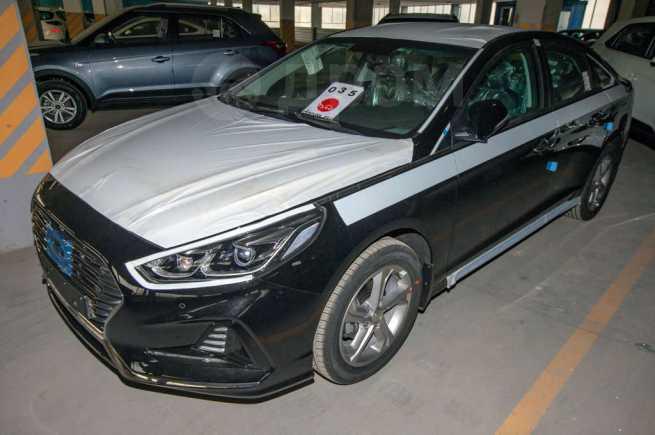 Hyundai Sonata, 2018 год, 1 555 000 руб.