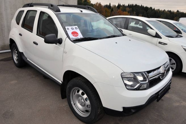 Renault Duster, 2018 год, 1 012 990 руб.