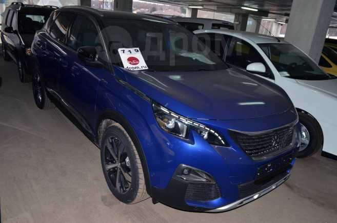 Peugeot 3008, 2018 год, 2 244 000 руб.