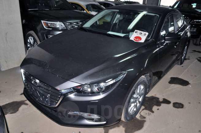 Mazda Mazda3, 2018 год, 1 336 000 руб.