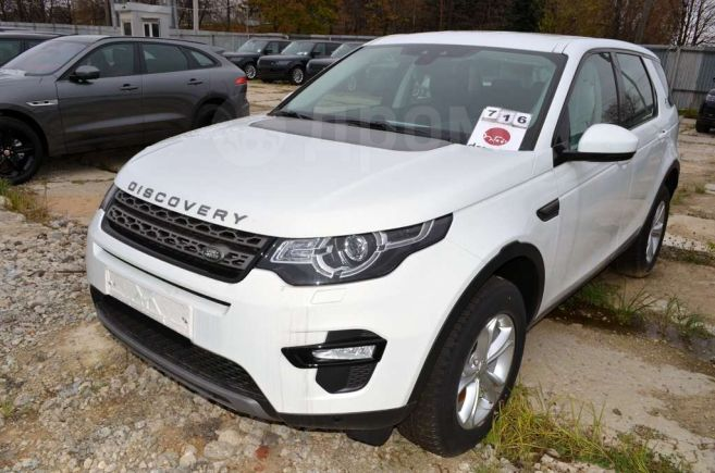 Land Rover Discovery Sport, 2018 год, 3 448 000 руб.