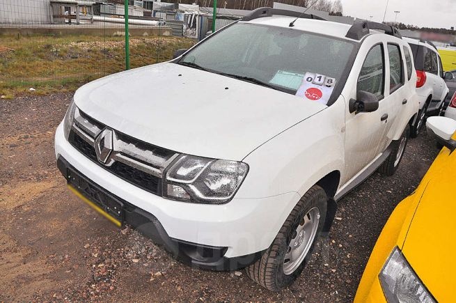 Renault Duster, 2018 год, 906 990 руб.