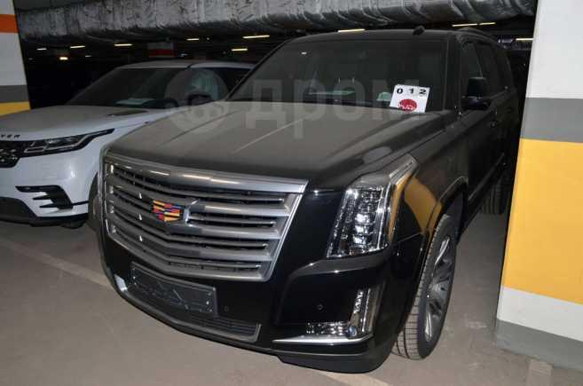 Cadillac Escalade, 2018 год, 6 820 000 руб.