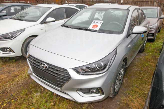 Hyundai Solaris, 2018 год, 938 900 руб.