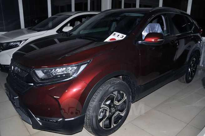 Honda CR-V, 2018 год, 2 549 900 руб.
