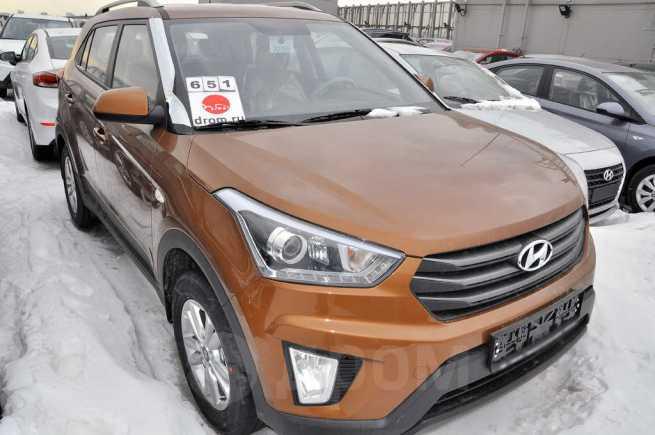 Hyundai Creta, 2018 год, 1 418 400 руб.