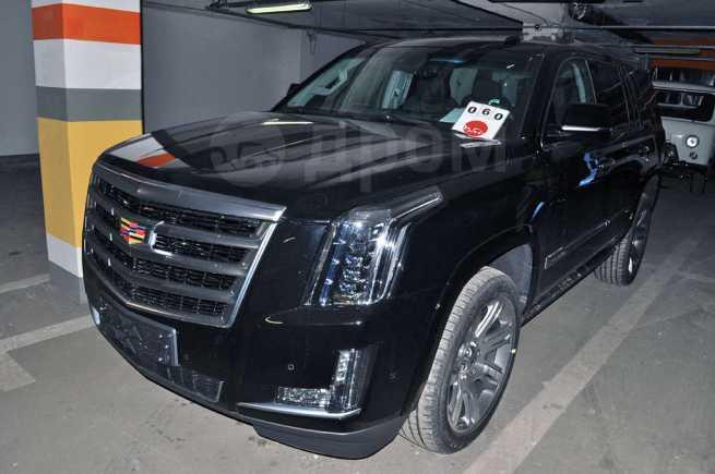 Cadillac Escalade, 2018 год, 5 440 000 руб.