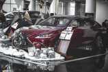 Lexus ES250. КРАСНЫЙ (3R1)