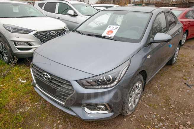 Hyundai Solaris, 2018 год, 898 900 руб.