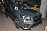 Subaru Forester. JASMINE GREEN METALLIC (ЗЕЛЕНЫЙ МЕТАЛЛИК) (5Q)
