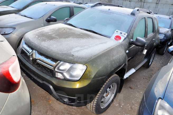 Renault Duster, 2018 год, 919 544 руб.