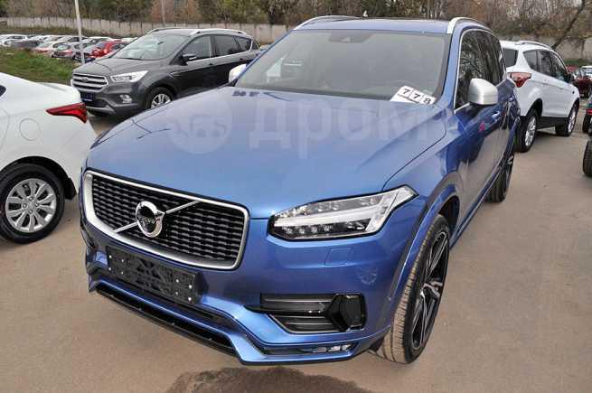 Volvo XC90, 2018 год, 5 323 000 руб.