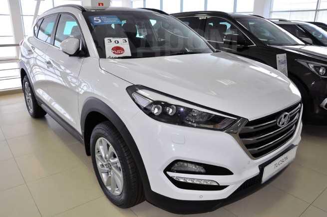 Hyundai Tucson, 2018 год, 1 799 000 руб.