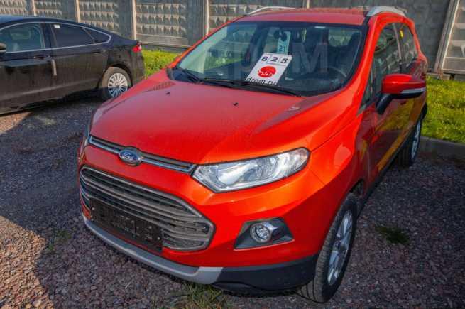 Ford EcoSport, 2018 год, 1 231 000 руб.