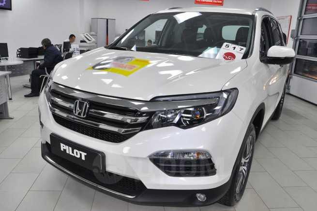 Honda Pilot, 2018 год, 3 177 000 руб.