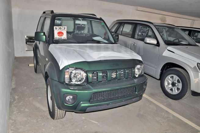 Suzuki Jimny, 2018 год, 1 189 950 руб.