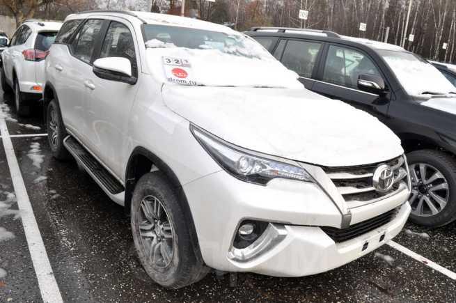 Toyota Fortuner, 2018 год, 2 718 000 руб.
