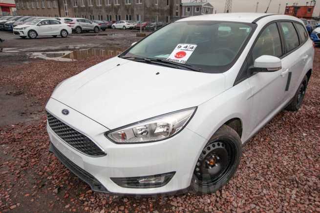 Ford Focus, 2018 год, 1 085 000 руб.