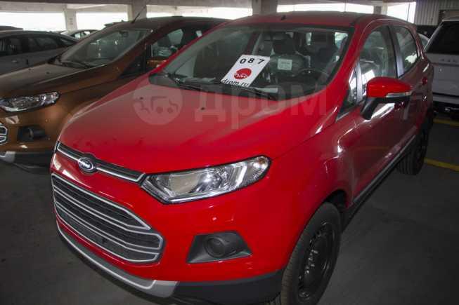 Ford EcoSport, 2018 год, 1 135 000 руб.