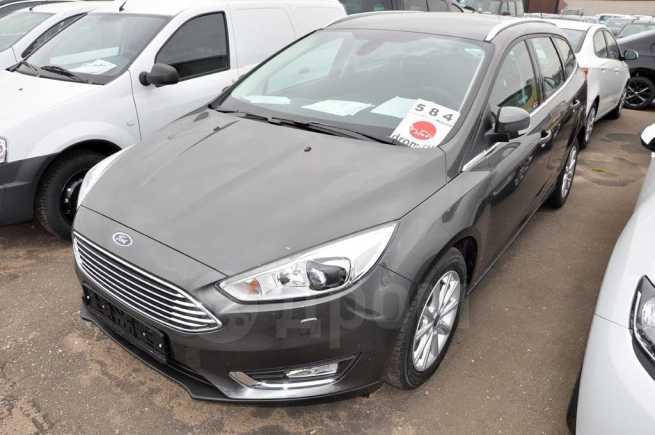 Ford Focus, 2018 год, 1 448 000 руб.