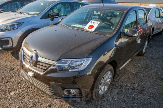 Renault Logan, 2018 год, 718 970 руб.
