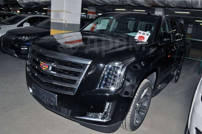 Cadillac Escalade, 2018 год, 4 990 000 руб.