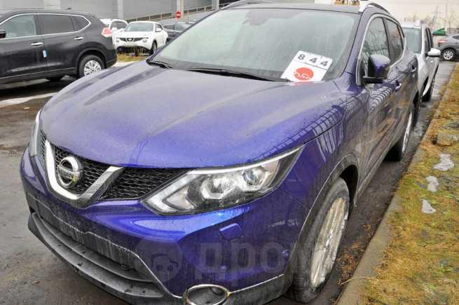 Nissan Qashqai, 2018 год, 1 759 000 руб.