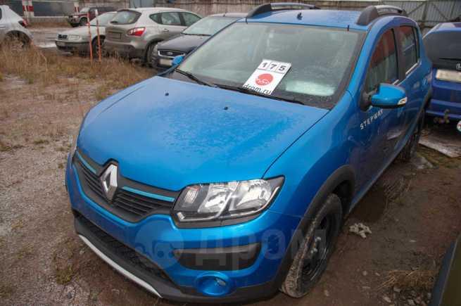 Renault Sandero Stepway, 2018 год, 838 954 руб.