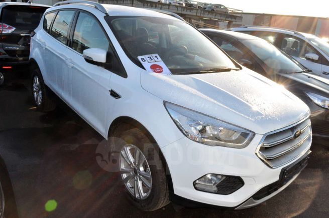 Ford Kuga, 2018 год, 1 499 000 руб.