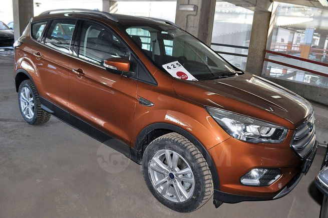 Ford Kuga, 2018 год, 1 529 000 руб.