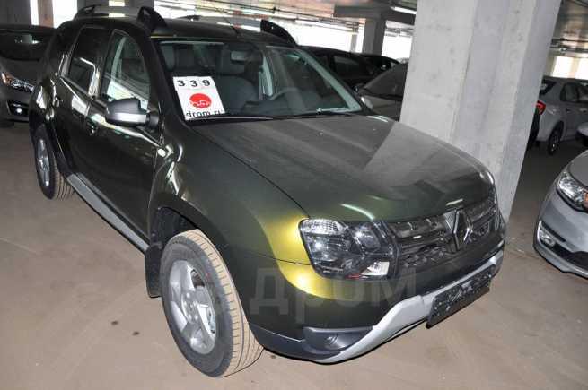 Renault Duster, 2017 год, 900 000 руб.
