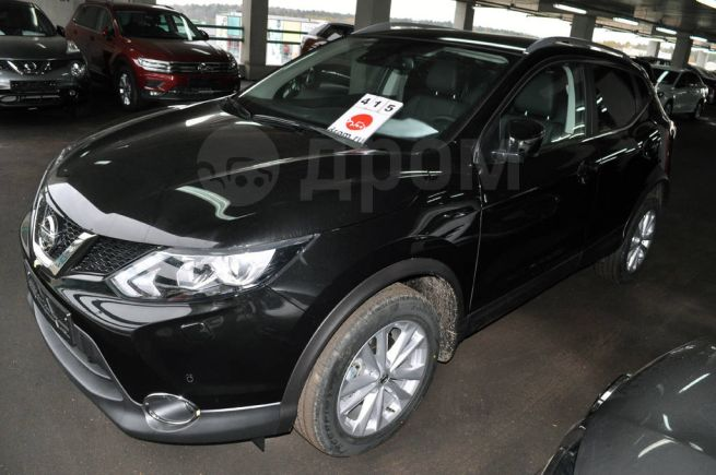 Nissan Qashqai, 2018 год, 1 849 000 руб.