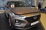 Hyundai Santa Fe. EARTHY BRONZE_СЕРЕБРИСТО-БРОНЗОВЫЙ (Y2B)
