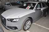 Audi A4. NARDO GRAY_СЕРЫЙ